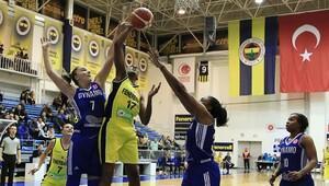 Fenerbahçe 69-72 Dinamo Kursk