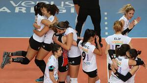 Bursa Büyükşehir Belediyespor: 2 - Çanakkale Belediyespor: 3