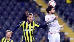 Fenerbahçe 1-2 Gençlerbirliği / MAÇIN ÖZETİ