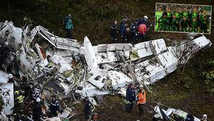 Chapecoense uçağının düşüş nedeni ortaya çıktı