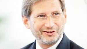 Ömer Çelik'ten AB Komiseri Hahn'a sert eleştiri