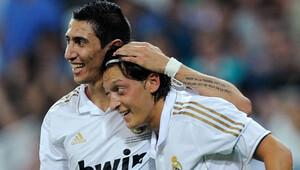 Transferde sürpriz: Özil, Di Maria, Real