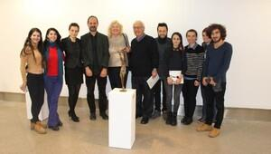 Heykeltıraş Maria Kılıçlıoğlu'nun eserleri üniversiteli gençlerle buluşuyor