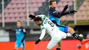 Bursasporlu Necid 2 golle döndü