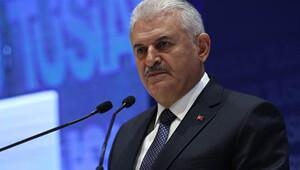 Başbakan Yıldırımdan TÜSİADda konuşma