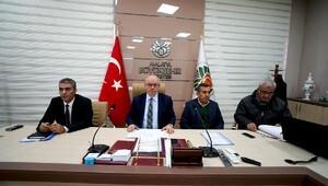 Malatya Büyükşehir Belediyesi karla mücadeleye hazır