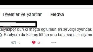 Antalyasporlu Etoodan minik taraftarına oyuncak sürprizi