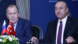 Türkiye-Rusya-Suriye üçgenindeki iddiaya Lavrovdan flaş yanıt