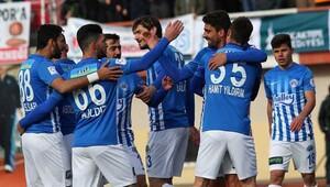 Sancaktepe Belediyespor: 1 - Kasımpaşa: 2