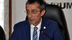 Ak Parti Erzurum İl Başkanı Yeşilyurt istifa etti
