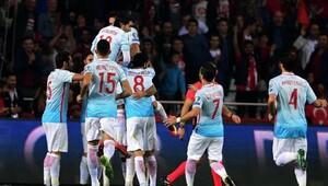 Türkiye, Finlandiya maçı Antalyada oynanacak