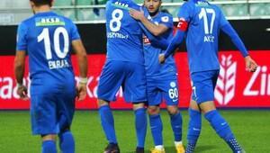Çaykur Rizespor - İnegölspor: 5-0 (Ziraat Türkiye Kupası)