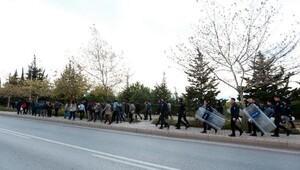 Akdeniz Üniversitesinde kavga, 2 öğrenci yaralı