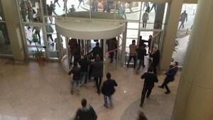 Akdeniz Üniversitesi'nde kavga, 2 öğrenci yaralı