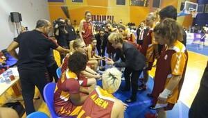 TTT Riga: 60 - Galatasaray: 83