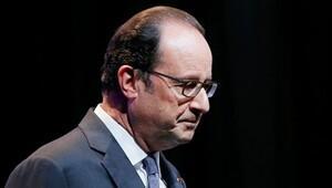 Hollande, Fransa Cumhurbaşkanlığı seçimlerinde aday olmayacak