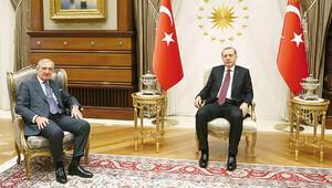 Rahmi Koç'tan Erdoğan'a ziyaret