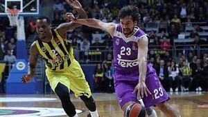 Fenerbahçe 78-77 Real Madrid / MAÇIN ÖZETİ