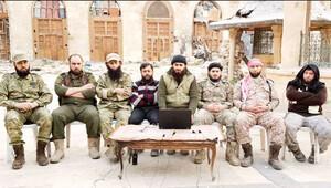 Muhaliflerden 'Halep Ordusu'