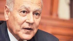 Arap Birliği Sekreteri'nden Türkiye'ye suçlama