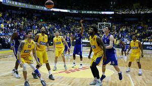 Maccabi FOX: 77 - Anadolu Efes: 86