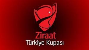 Ziraat Türkiye Kupasında ilk hafta sonuçları
