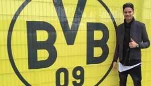 Dortmundlu yıldıza Barça ve Milan talip