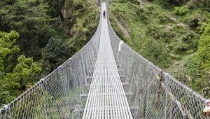 Dünyanın en zorlu dağında Annapurnada 7 gün