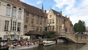 Yaşlanmayan leydi: Brugge
