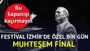Festivale Kerem Görsev'li final