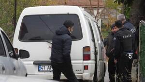 Sigara dağıtım aracını soydular