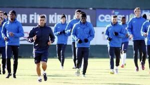 Antalyaspor, Medipol Başakşehir maçı hazırlıklarını tamamladı