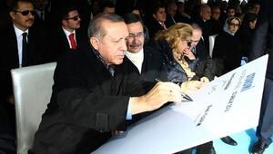 Ankaradaki açılış töreni