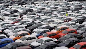 Otomobil ve hafif ticari araç pazarı kasımda yüzde 44,6 büyüdü