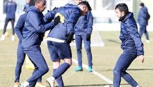 Osmanlısporda Karabükspor maçı hazırlıkları başladı