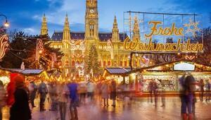 Noel en renkli ve neşeli adresi: Viyana