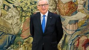 AB Komisyonu Başkanı Junckerden Türkiye açıklaması
