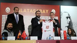 Galatasaraya yeni sponsor
