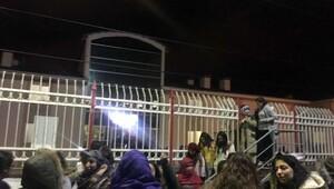 Sakarya Kız Öğrenci Yurdunda doğalgaz kaçağı paniği