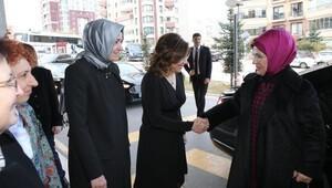 Emine Erdoğan, Uluslararası Gebelik, Doğum ve Lohusalık Kongresine katıldı