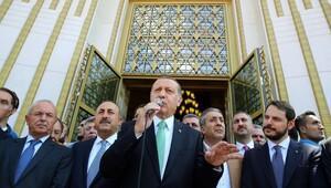 Cumhurbaşkanı, Yıldırım Beyazıt Üniversitesi Esenboğa Külliyesini açtı