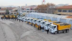 Altındağ Belediyesi kışa hazır