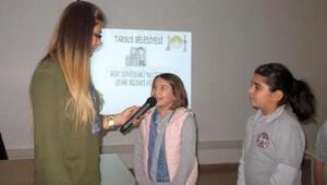 Tarsusta öğrencilere çevre eğitimi