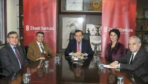 TTSO Başkanı Hacısalihoğlu: KOBİ'ler için 10 milyon lira kredi dağıtılacak