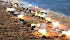 Kuzey Koreden Seulu yok etme tatbikatı