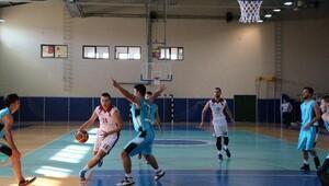 Basketbolda Nişantaşı Üniversitesi Recep Tayyip Erdoğan Üniversitesi ile karşılaştı