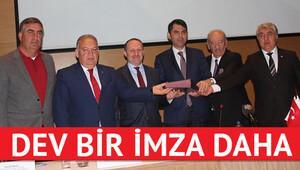 İzmire dev bir proje daha geliyor