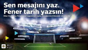 FB - BJK maçına gelecek taraftarlara özel ücretsiz internet keyfi