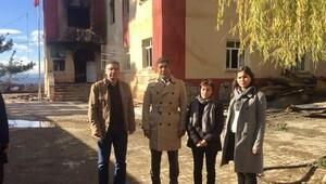 Adana Barosudan yangın mağduru ailelere avukatlık desteği