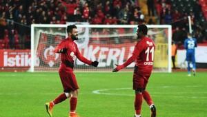 Eskişehirspor: 6 - Mersin İdmanyurdu: 0